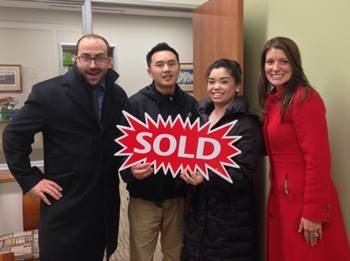 Brenton Dewan sold home