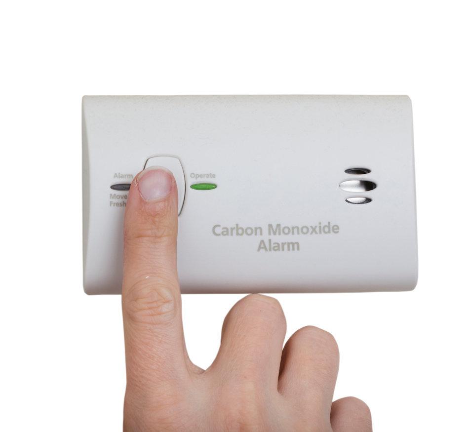 Carbon Monoxide Detector Example