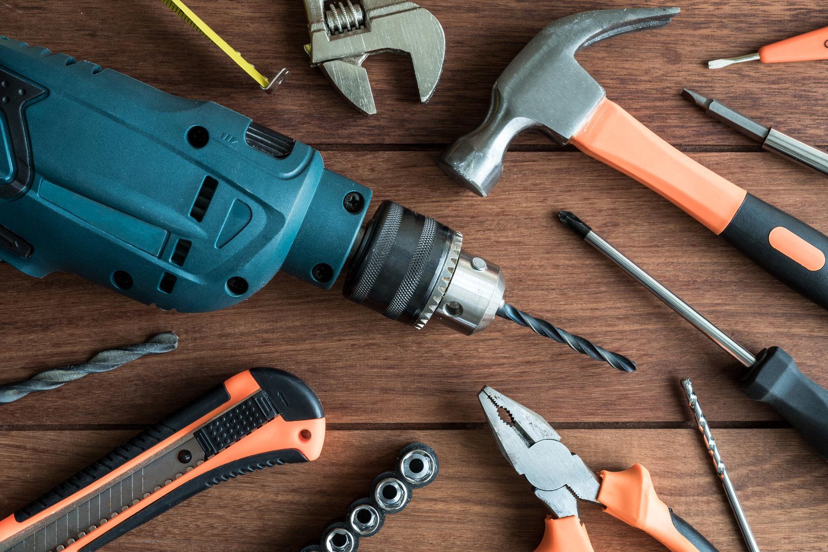 Tools Homeowners Need