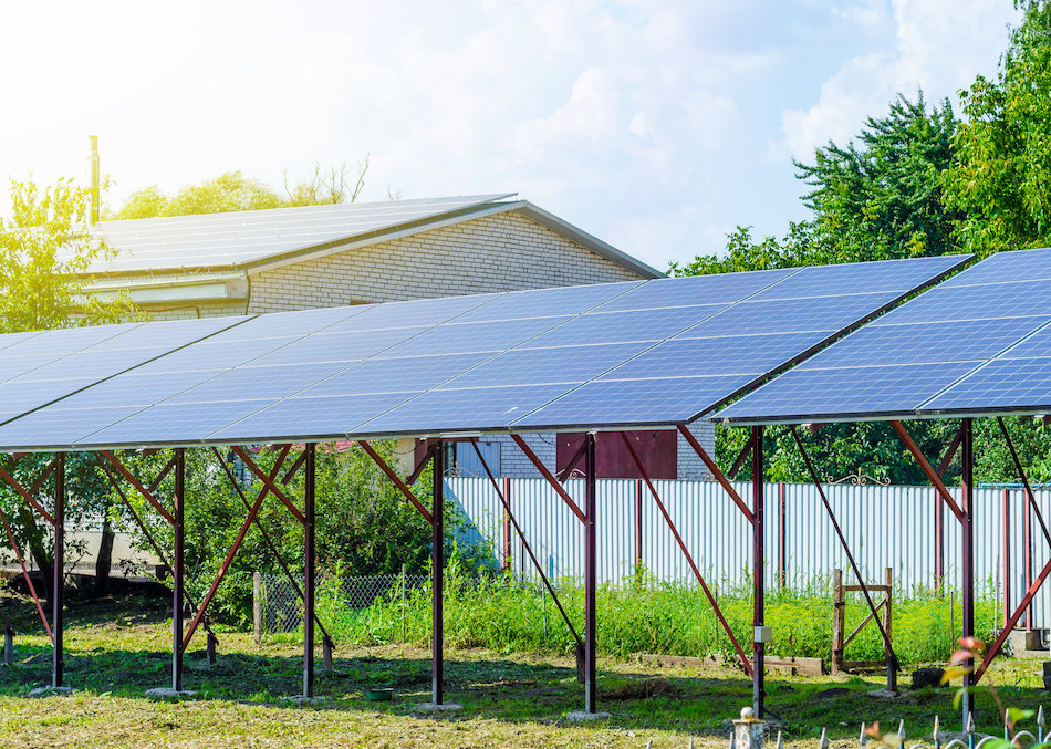 Homestead Solar Panels