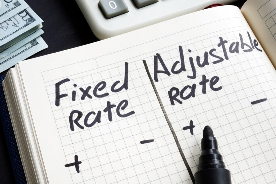 A Look at Adjustable vs. Fixed Rate Mortgages
