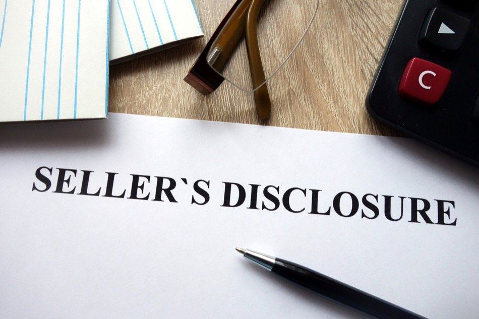 Here is What You Need to Know About Seller Disclosures
