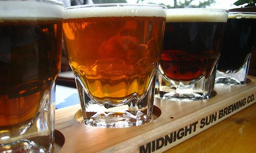 Midnight Sun Brewing Company; Anchorage, Alaska